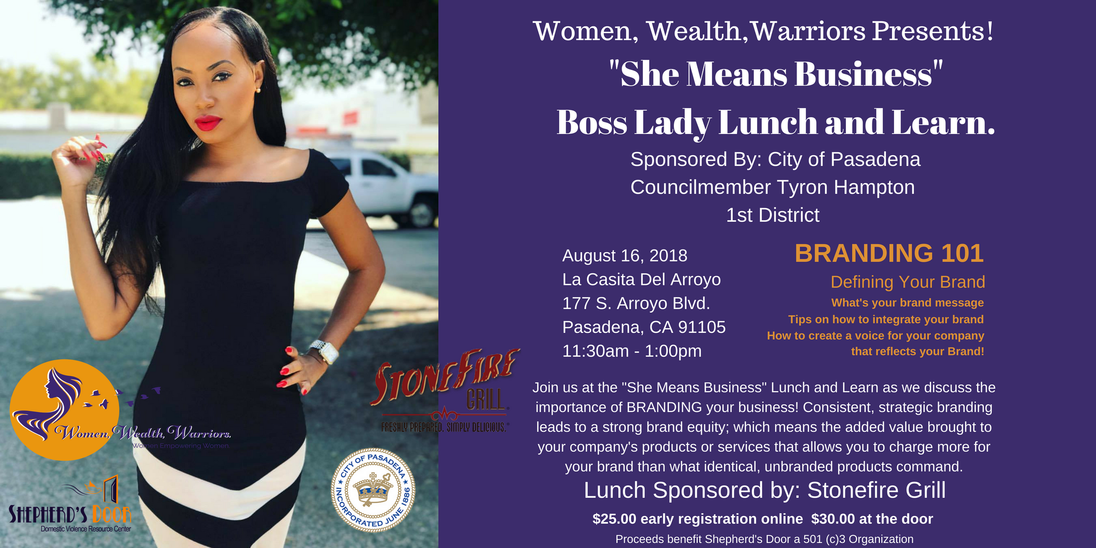 Women Wealth Warriors Presents!